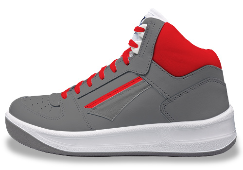 Grey-red