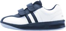 dětská suchý zip  bíločerná golf  velikosti: 27–34