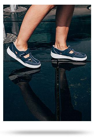 Letní obuv Prestige